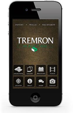 Tremron Mobile App