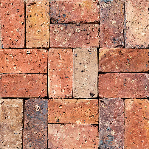 Old Columbia Reclaimed Clay Pavers Tremron Jacksonville