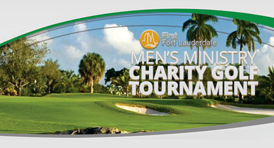 Men' Ministry Charity Golf Tournament