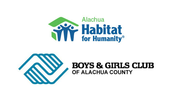 Habitat for Humanity and The Boys and Girls Club