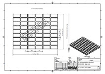 4x8 Brick Mold Layout