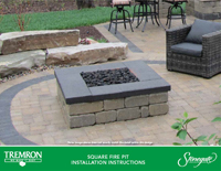 Stonegate | L-Shaped Grill with Seating