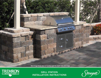 Stonegate | Grill Station