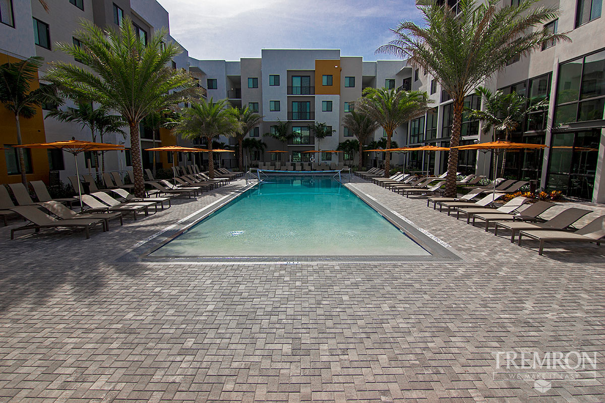 Commercial Inspiration Gallery Tremron Jacksonville Pavers