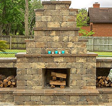 Stonegate Fireplace Sierra