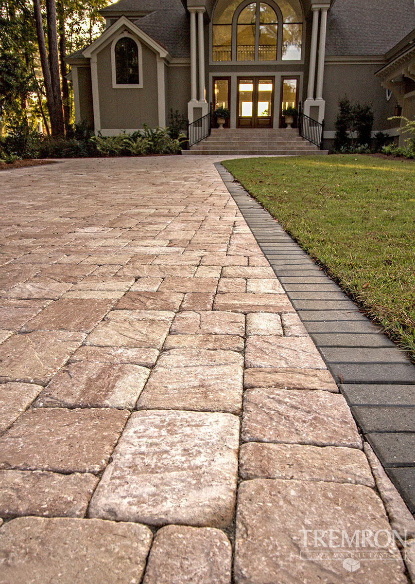Patio Designs With Pavers
