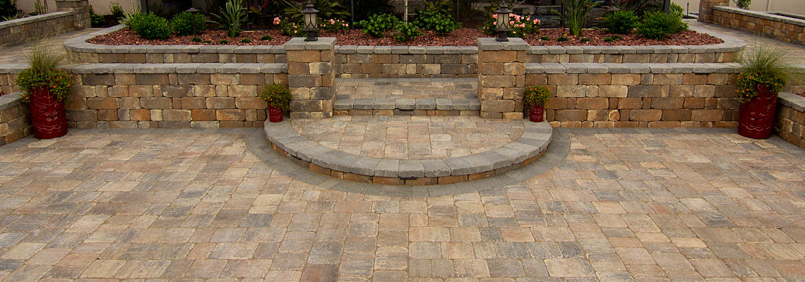 Mega Olde Towne Antiqued Pavers