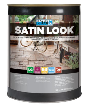 Satin Look Sealer