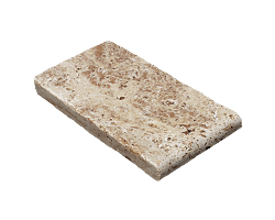 Travertine 6x12 Bullnose