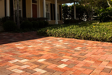Old Barcelona Clay Pavers