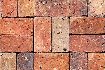 Old Columbia Clay Pavers