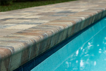 Refreshing Pools Amp Spas Hardscapes Decking Pavers And