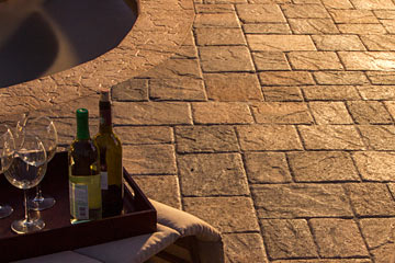 Stonehurst Antiqued Pavers