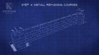 How to Build a Column and Wall