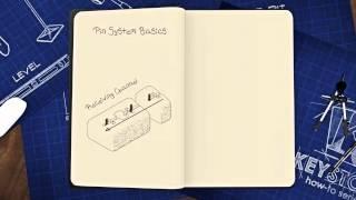 Quick Tip: Using Interlocking Pins